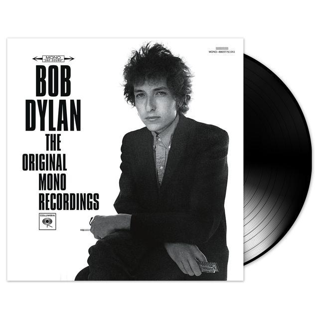 Bob Dylan The Original Mono Recordings 9-LP Vinyl