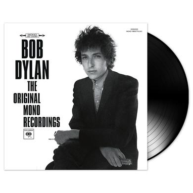 Bob Dylan The Original Mono Recordings 9-LP Vinyl