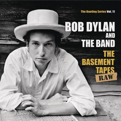 Bob Dylan The Basement Tapes Raw: The Bootleg Series Vol. 11 LP (Vinyl)
