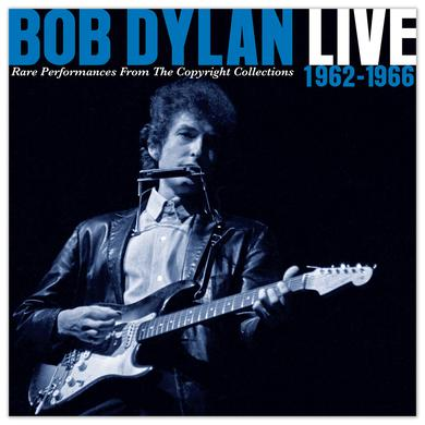 Bob Dylan - Live 1962-1966 - Rare Performances From The Copyright Collections CD