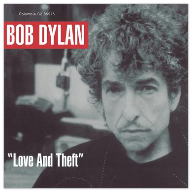 Bob Dylan - Love And Theft LP (Vinyl)