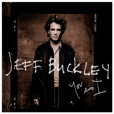 Jeff Buckley You & I CD