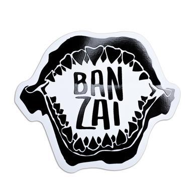 Henry Fong Ban Zai Sticker