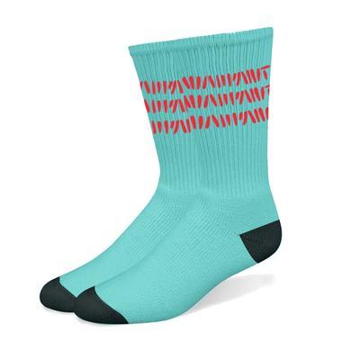 Warpaint Red Stripes Socks