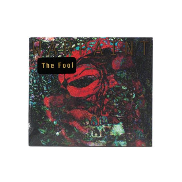 Warpaint The Fool CD