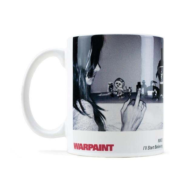 Warpaint NWO/I'll Start Believing Mug