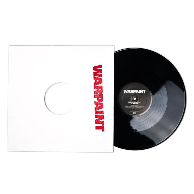 Warpaint Keep It Healthy EL-P Remix and Disco//Very  Vinyl