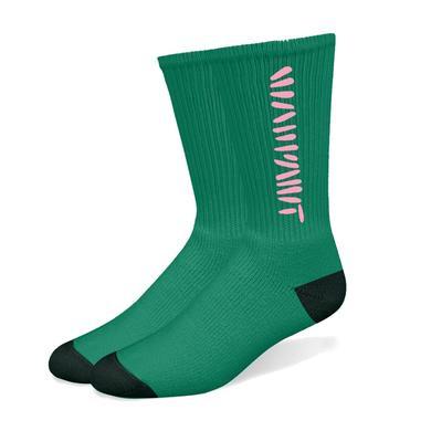 Warpaint Green Socks