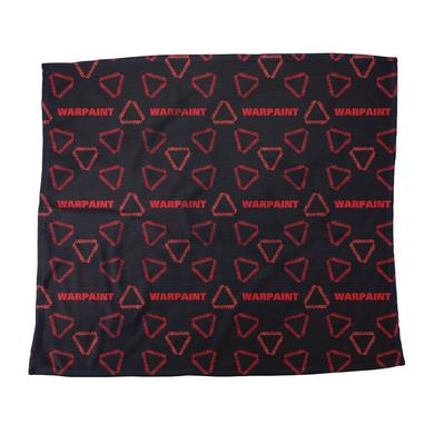 Warpaint Bandana Logo Red
