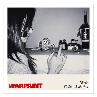 Warpaint Art Print NWO/I'll Start Believing