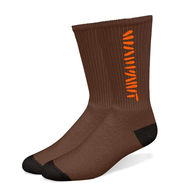 Warpaint Brown Socks