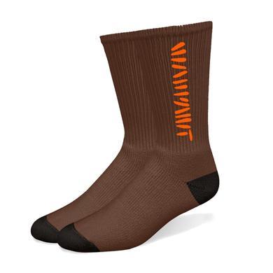 Warpaint Brown Socks