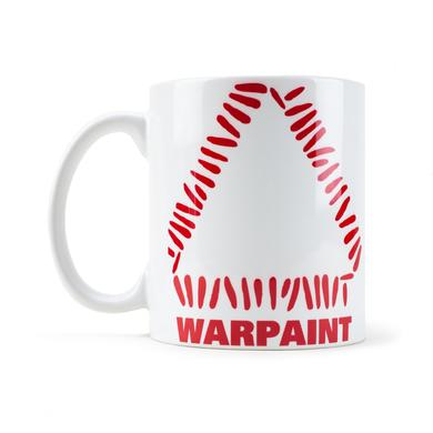 Warpaint Triangle Logo Mug
