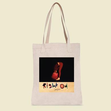 "JENNYLEE Jenny Lee ""Right On"" Tote Bag"