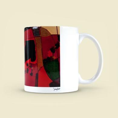 """JENNYLEE Jenny Lee """"Painting"""" Mug"""