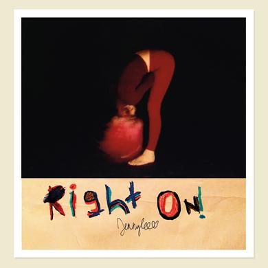 "JENNYLEE Jenny Lee ""Right On"" Art Print"