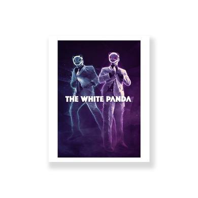 The White Panda Fine Art Print