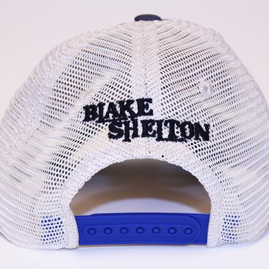 Blake Shelton BS 2017 Denim Hat