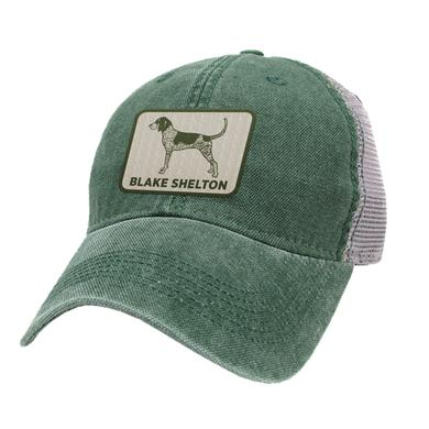 Blake Shelton Hunting Dog Trucker Hat