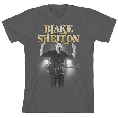 Blake Shelton Gold Blake T-Shirt