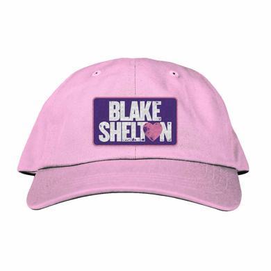 Blake Shelton Heart Blake Patch Hat