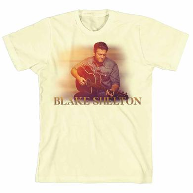 Blake Shelton Blake Photo T-Shirt
