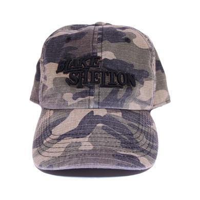 Blake Shelton Camo Hat