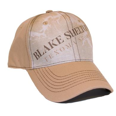 Blake Shelton Texoma Shore Hat