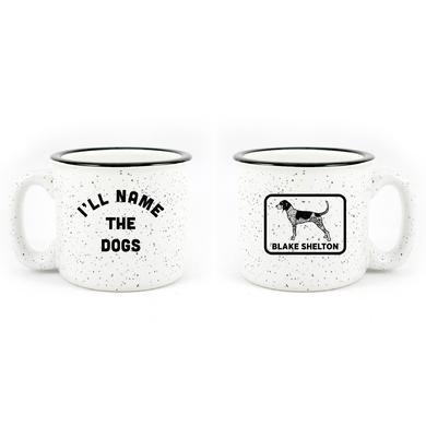 Blake Shelton I'll Name The Dogs Mug