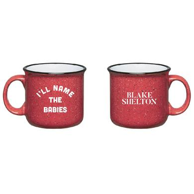 Blake Shelton I'll Name The Babies Mug