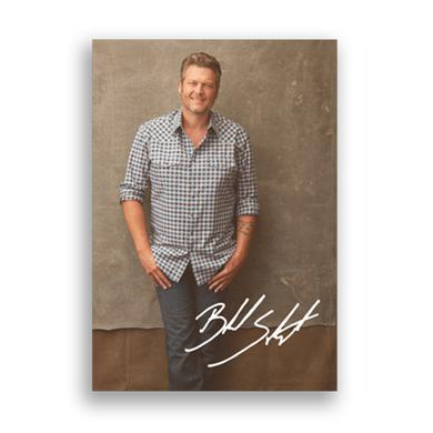 Blake Shelton Greeting Cards (Set of 5)