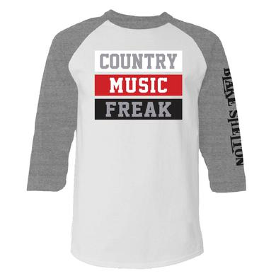 Blake Shelton Country Music Freak Raglan