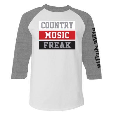 Blake Shelton Country Music Freak Raglan