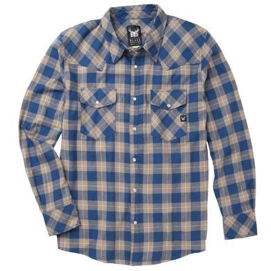 Blake Shelton Custom Flannel