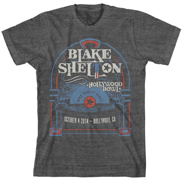 Blake Shelton #TBTee Hollywood Bowl T-Shirt