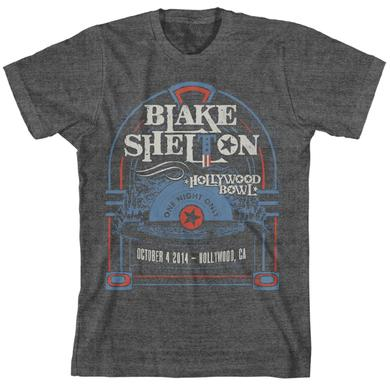 Blake Shelton #TBTee Hollywood Bowl T-Shirt