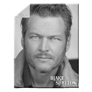 Blake Shelton If I'm Honest Knit Blanket