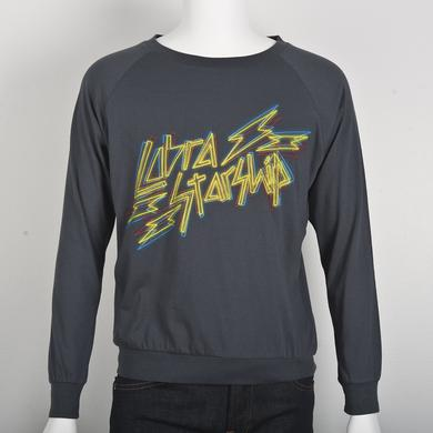 Cobra Starship Neon Logo Raglan Juniors