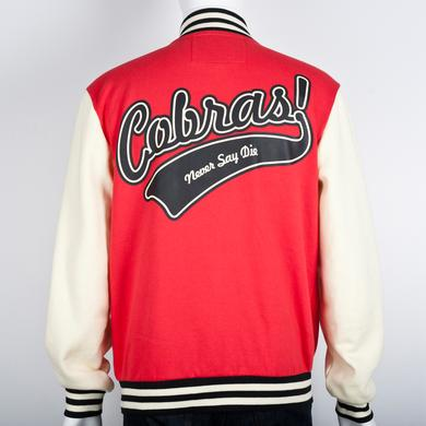 Cobra Starship Varsity Jacket (Red)