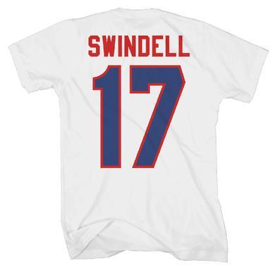 Cole Swindell CS Football T-Shirt