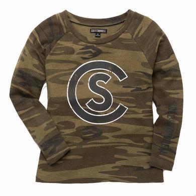 Cole Swindell Logo Camo Thermal