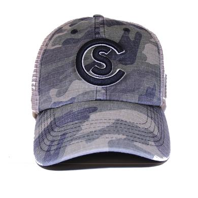 Cole Swindell Camo Logo Hat