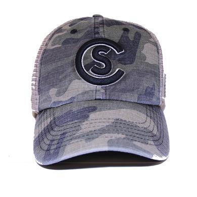 Cole Swindell Camo Logo Hat