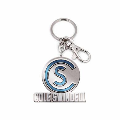 Cole Swindell Logo Metal Keychain
