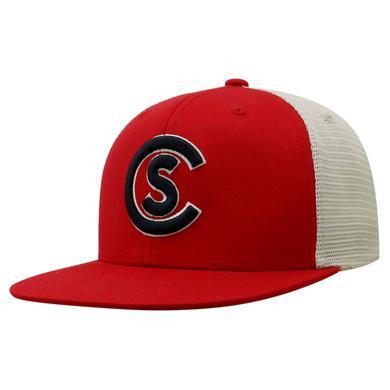 Cole Swindell Autographed Logo Flatbill Hat