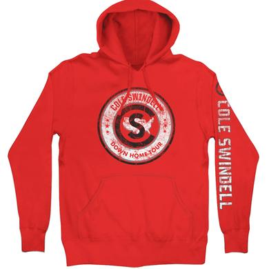 Cole Swindell Authentic Pullover Hoodie