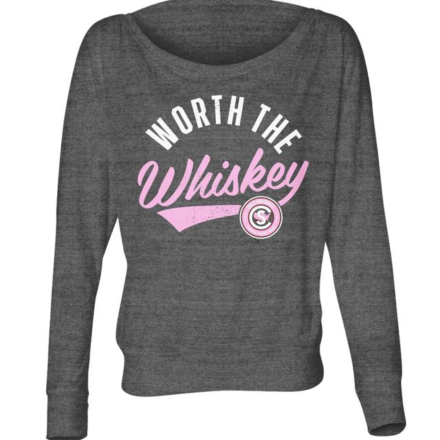 Cole Swindell Worth The Whiskey Pullover
