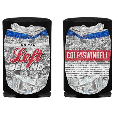 Cole Swindell Left Behind Can Insulator
