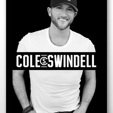 Cole Swindell Photo Magnet