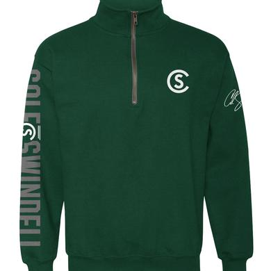 Cole Swindell Logo Quarter-Zip Sweatshirt
